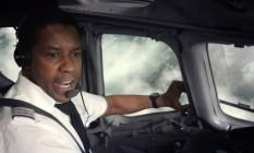 """Denzel Washington em """"O voo"""" Foto: Divulgação"""