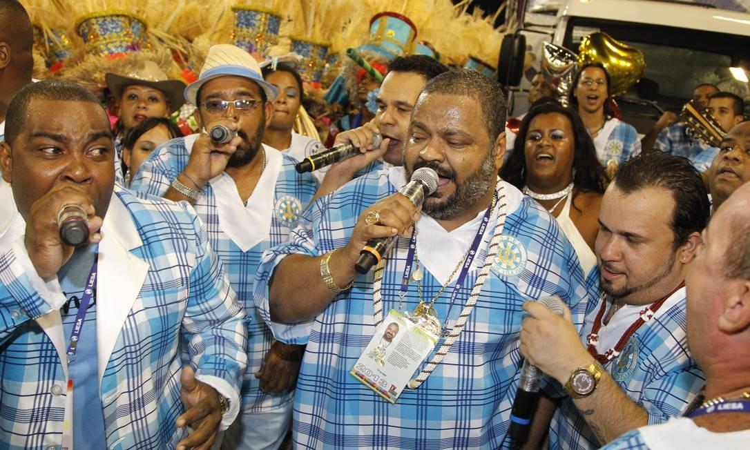 RI Rio de Janeiro (RJ) 11/02/2013 Carnaval 2013 - Desfile das escolas de samba do Grupo Especial - Vila Isabel - Foto Marcelo Piu / Agência O Globo Marcelo Piu / Agência O Globo