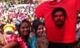 Fantasia da camisa do Che Guevara