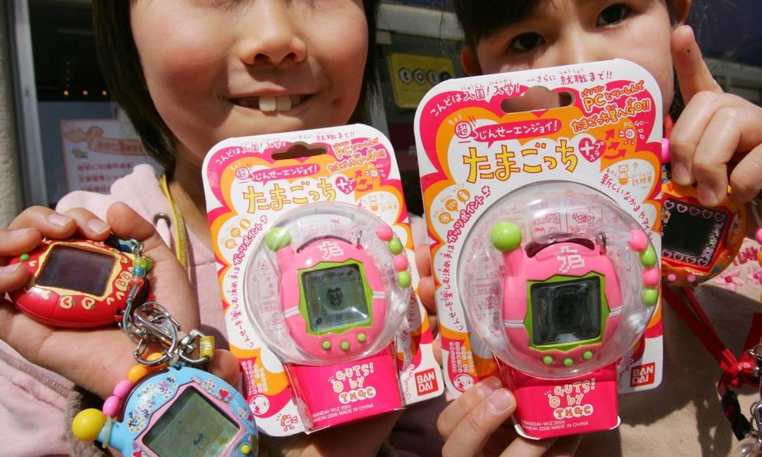 Versão analógica do brinquedo ganhou versão remodelada em 2006 Foto: Yuriko Nakao / Reuters