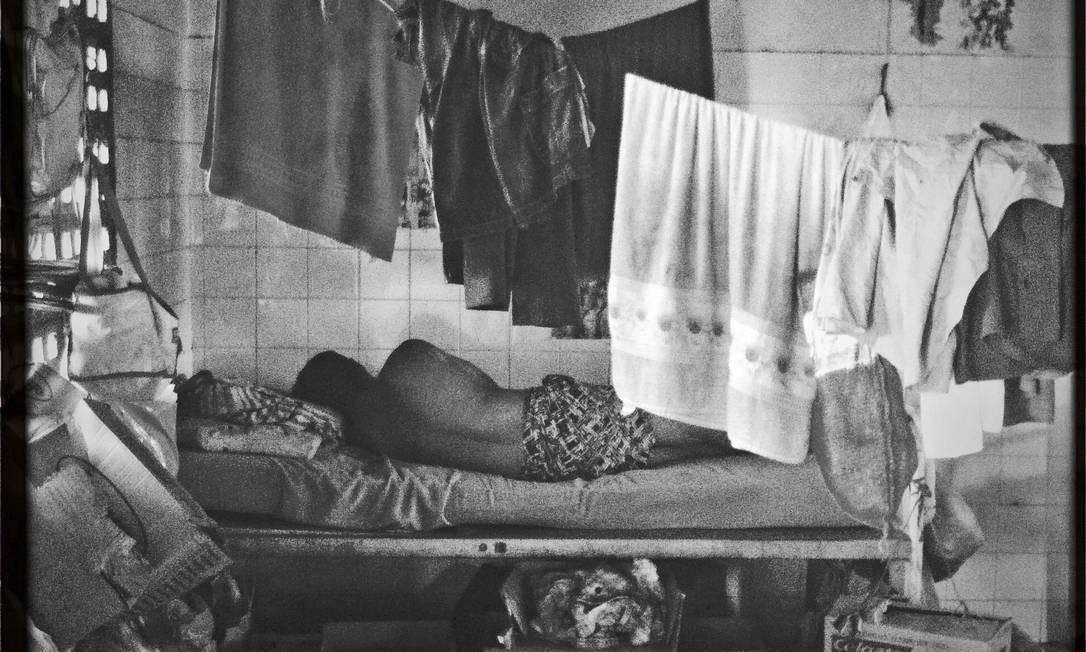 Hospital Penitenciário Valter Alencar, em Teresina (PI) Foto: André Coelho / O Globo