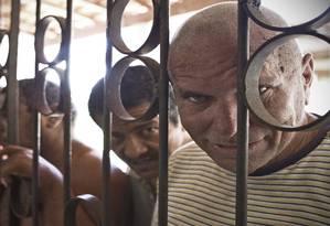 Presos no Hospital Psiquiátrico Valter Alencar Foto: André Coelho / O Globo