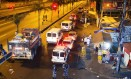 Prefeitura faz megaoperação para acolher usuários de crack no Complexo da Maré Foto: Fernando Quevedo / Agência O Globo