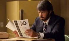 Ben Affleck é o protagonista Tony Mendez e o diretor do filme 'Argo' Foto: Divulgação