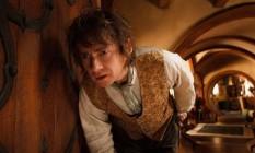 """""""O Hobbit: Uma jornada inesperada"""" recebe nove indicações no Saturn Awards, incluindo a de melhor ator para Martin Freeman Foto: Divulgação"""