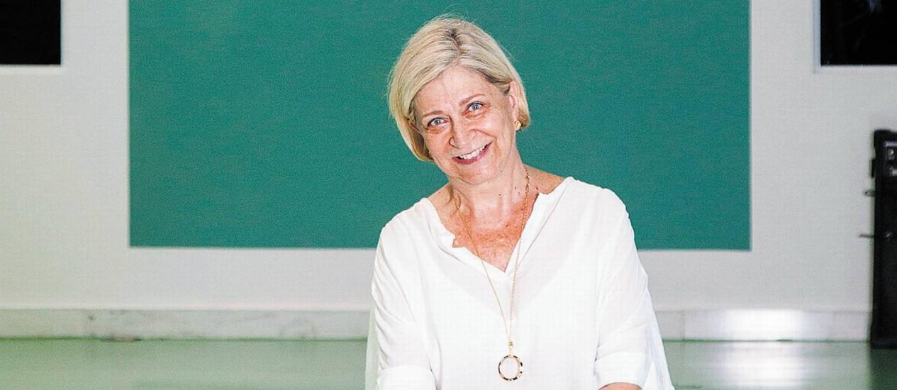 A educadora Patrícia Konder Lins e Silva defende que foco da nova escola deve ser ensinar a resolver problemas Foto: Daniela Dacorso / O Globo