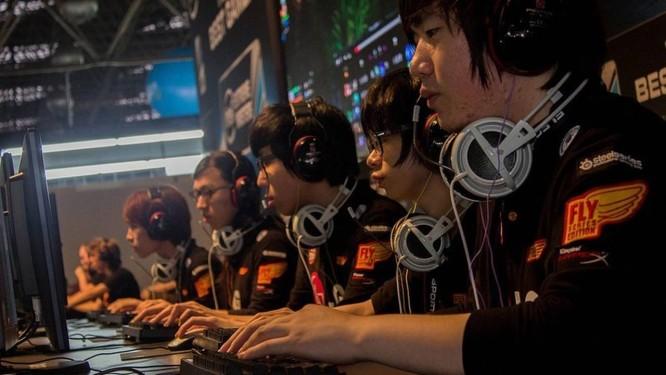 Jogador de videogame passa de fase - Jornal O Globo 0a97a1cec3d
