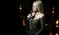 A cantora e atriz Barbra Streisand Foto: MARIO ANZUONI / REUTERS