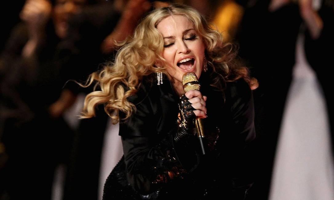 Madonna revela que foi estuprada antes da fama