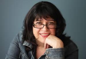 A escritora EL James, autora do best-seller 'Cinquenta tons de cinza' Foto: Divulgação