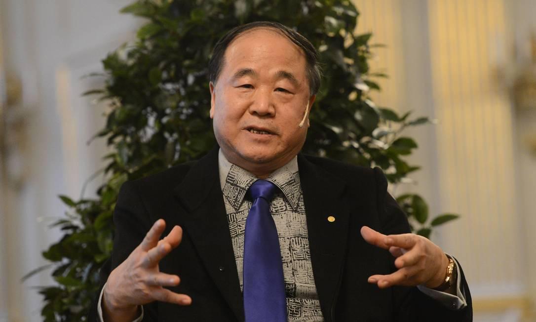 Em primeira entrevista após Prêmio Nobel, Mo Yan chama críticos a seu  trabalho de invejosos - Jornal O Globo
