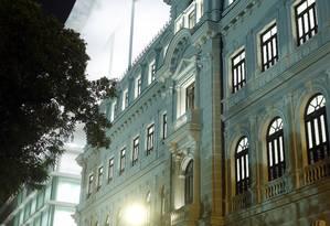 Fachada do Museu de Arte do Rio. Foto de 27/02/2013 Foto: Fabio Rossi / Agência O Globo