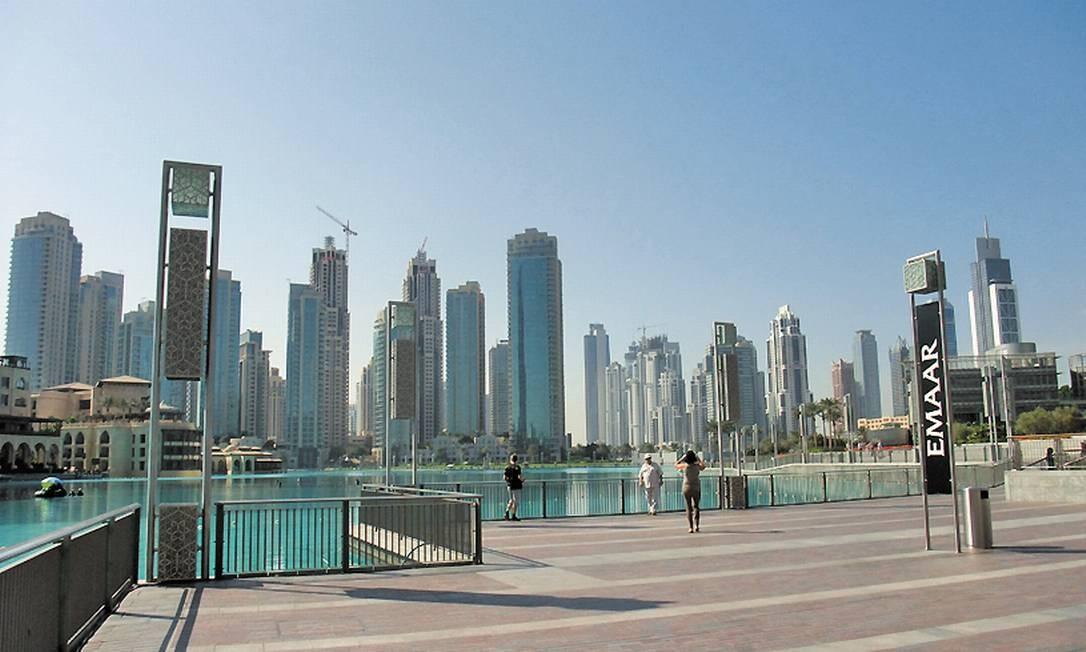Pela terceira vez, Dubai é o melhor destino turístico do mundo