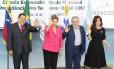 Reunião de Cúpula Extraordinária do Mercosul, no Palácio do Planalto em julho do ano passado