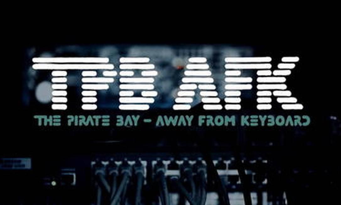 The Pirate Bay: documentário acompanha o processo dos estúdios de Hollywood contra os fundadores do polêmico site sueco Foto: Reprodução