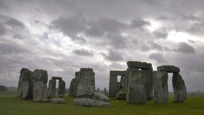 Stonehenge poderia ter começado como um cemitério de elite, segundo pesquisadores Foto: Chris Steele Perkins / AP