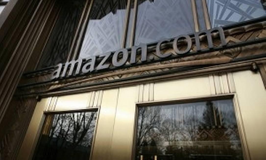 Iniciativa da Amazon desperta ira da concorrência Foto: Reprodução da internet