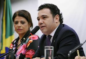 Pastor Marco Feliciano é eleito presidente da Comissão de Direitos Humanos da Câmara Foto: Câmara dos Deputados / Divulgação