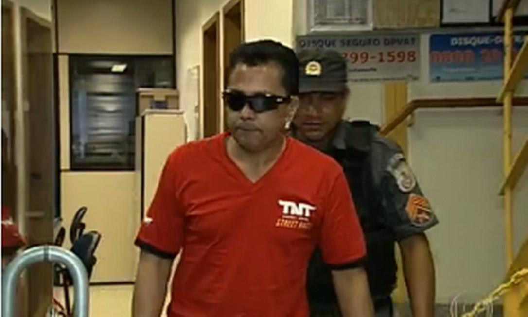 Motorista de Ferrari acusado de atropelar três pessoas no Aterro do Flamengo Foto: Reprodução / TV Globo