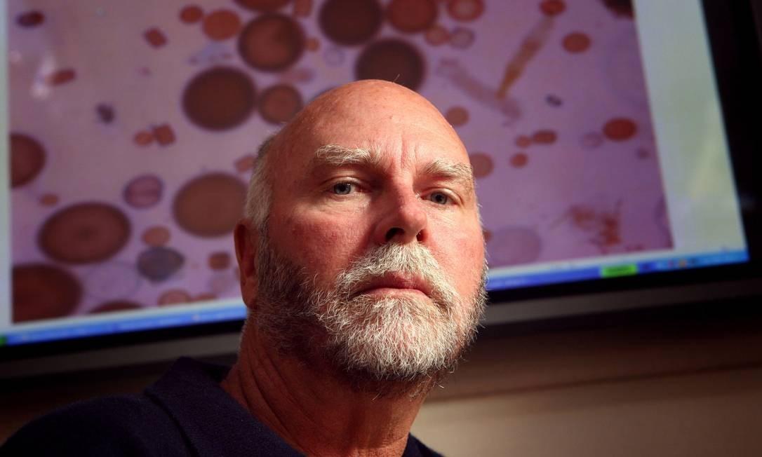 Craig Venter ficou famoso por criar a primeira célula com genoma sintético Foto: The New York Times/Latinstock