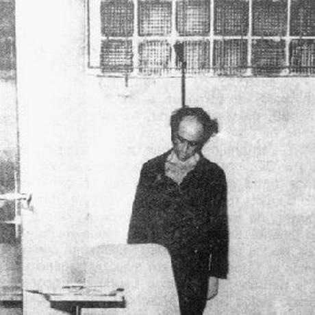 O jornalista Vladimir Herzog foi morto nas dependências do DOI-Codi em São Paulo, em 1975 Foto: Reprodução / Arquivo