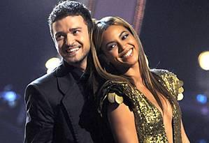 Justin Timberlake e Beyoncé são eleitos os mais sexies do mundo pelo canal VH1 Foto: Reprodução de internet