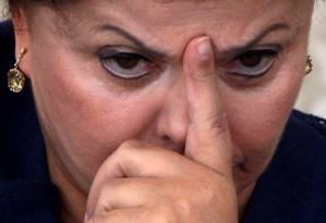 Presidente da República, Dilma Rousseff Foto: Agência O Globo / Gustavo Miranda