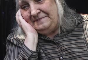 Maria Elena Bergoglio, irmã do Papa Francisco Foto: CAROLINA CAMPS / REUTERS