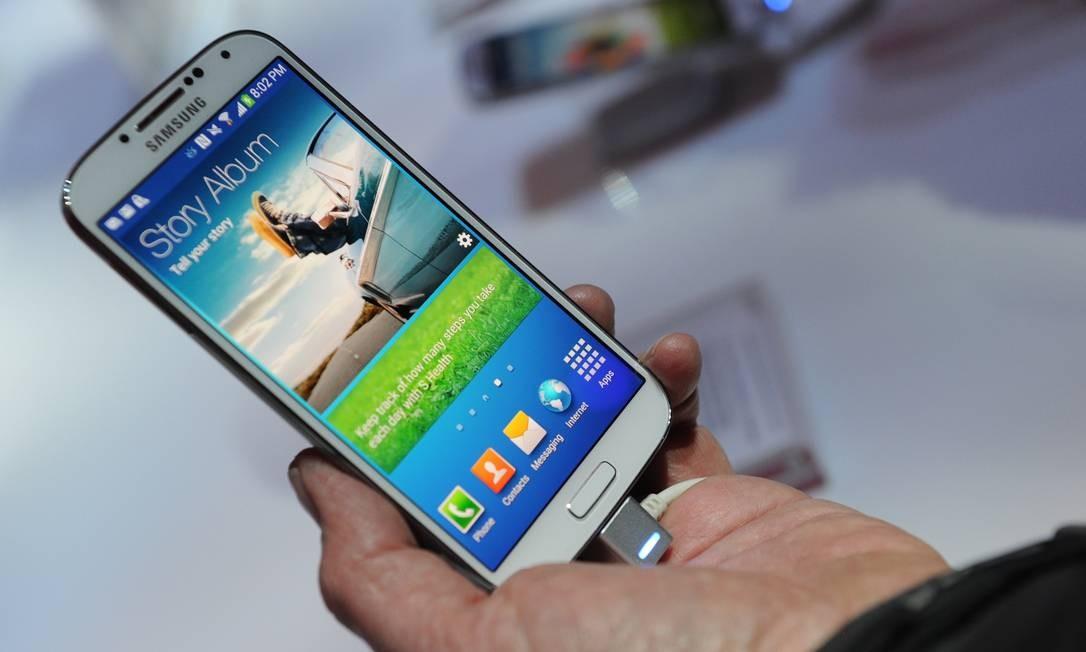 Galaxy S4 é duas vezes mais veloz que o iPhone 5, mostra comparação