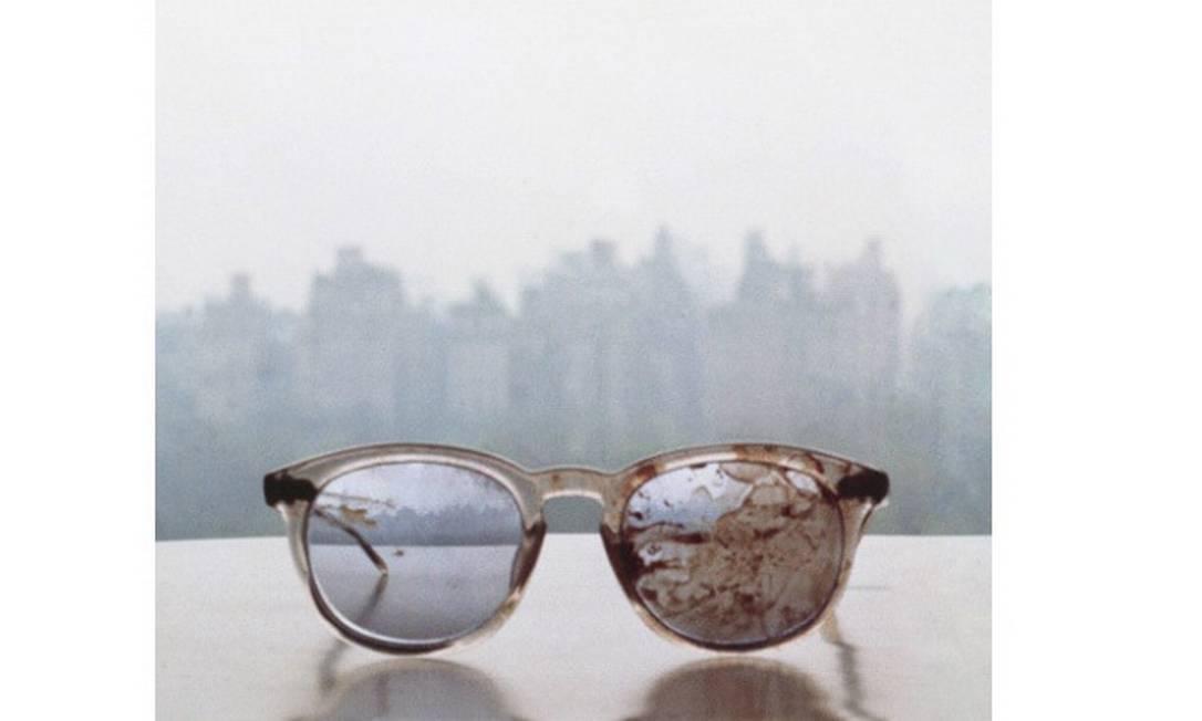 Imagem publica por Yoko Ono pedindo maior controle de armas nos EUA Foto: Reprodução