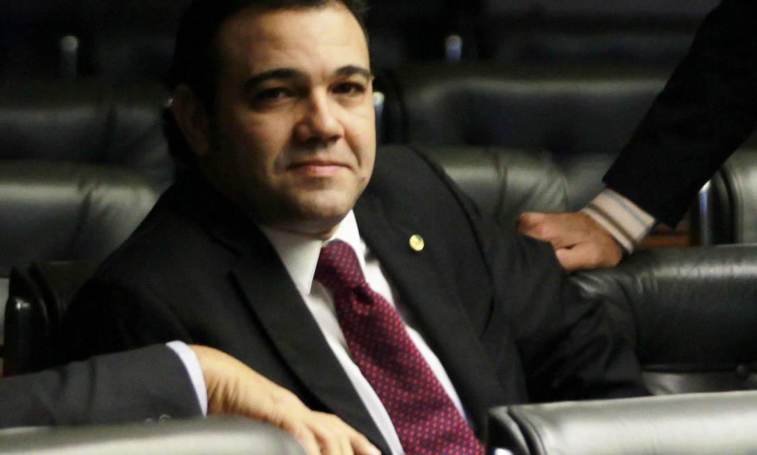 O deputado federal Pastor Marco Feliciano, presidente da Comissão de Direitos Humanos Foto: Ailton de Freitas / O Globo