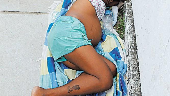 Lilian perambula pelas ruas do Engenho Novo, Lins e Jacaré. Foto: Hudson Pontes
