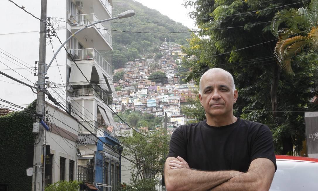Para Jessé Souza, a ideia de classe média 'condensa os sonhos de ascensão social' Foto: Marcelo Carnaval / Agência O Globo