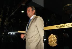 O Senador Aécio Neves deve ser o candidato do PSDB à Presidência da República Foto: Ailton de Freitas / O Globo