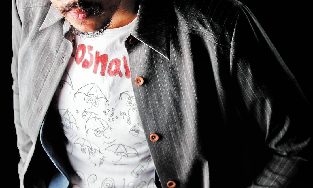 JuveNil Silva gravou seu disco aos 27 anos, antes que fosse tarde Foto: Divulgação/ Priscilla Fabrício