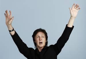 Paul McCartney volta ao Brasil em 2013 Foto: Divulgação