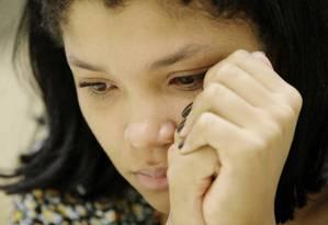 Manicure confessou ter assassinado menino de 6 anos em Barra do Piraí Foto: Fabiano Rocha / Agência O Globo