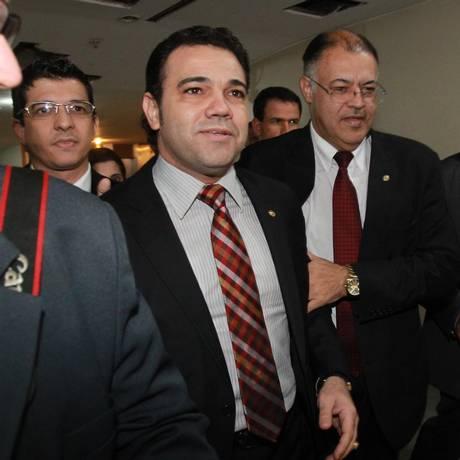 O deputado Pastor Marco Feliciano, presidente da Comissão de Direitos Humanos da Câmara Foto: Givaldo Barbosa/ O Globo 28/03/2013 / O Globo