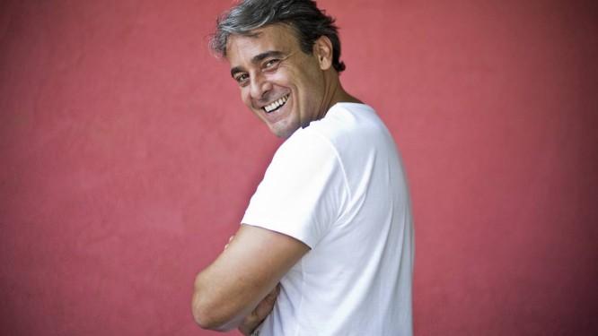 O ator Alexandre Borges Foto: Paula Giolito