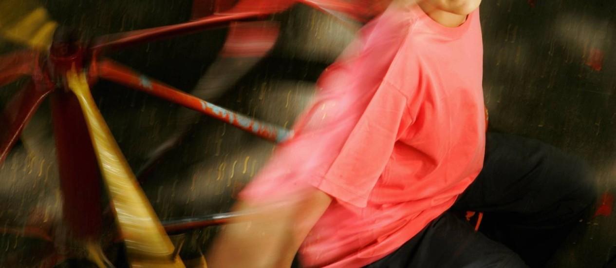 Desatenção e desorganização são sintomas da hiperatividade Foto: Fábio Seixo / Fábio Seixo/03-02-2005
