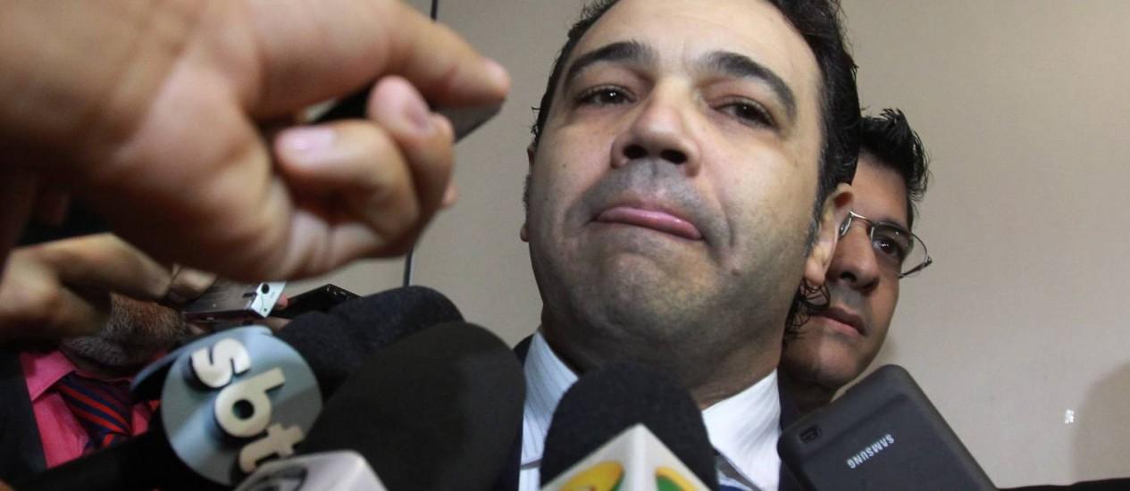 Deputado Marco Feliciano, presidente da Comissão de Direitos Humanos da Câmara Foto: Givaldo Barbosa / Agência O Globo
