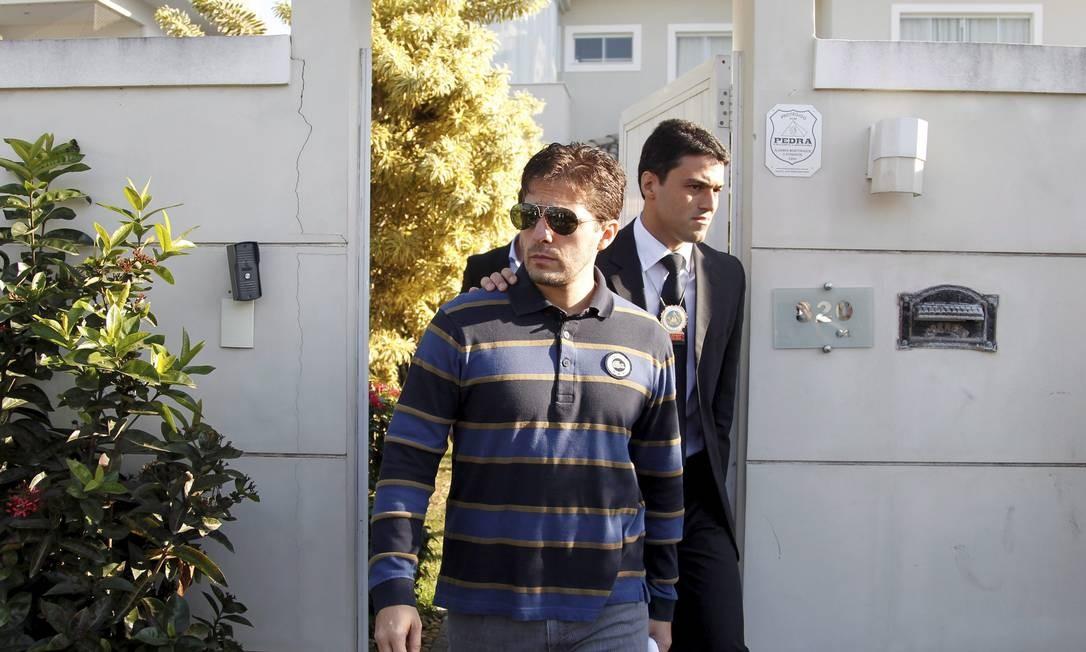 Júnior do Posto, ex-prefeito de Guapimirim, foi declarado inelegível e terá que pagar multa de R$ 30 mil Foto: Bruno Gonzalez / Arquivo Extra - 05/09/2012