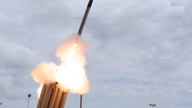 O sistema antimísseis que será levado para Guam: resposta à ameaça norte-coreana Foto: HO / AFP