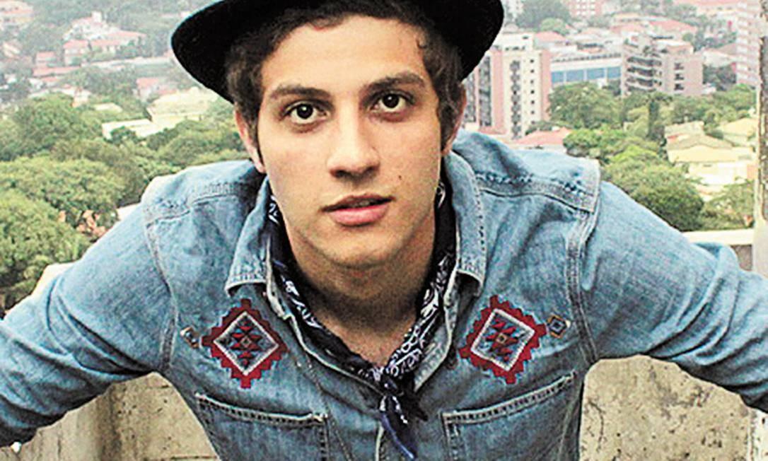 """Chay Sued estreia como VJ da MTV no comando do progarama """"A hora do Chay"""" Foto: Divulgação"""
