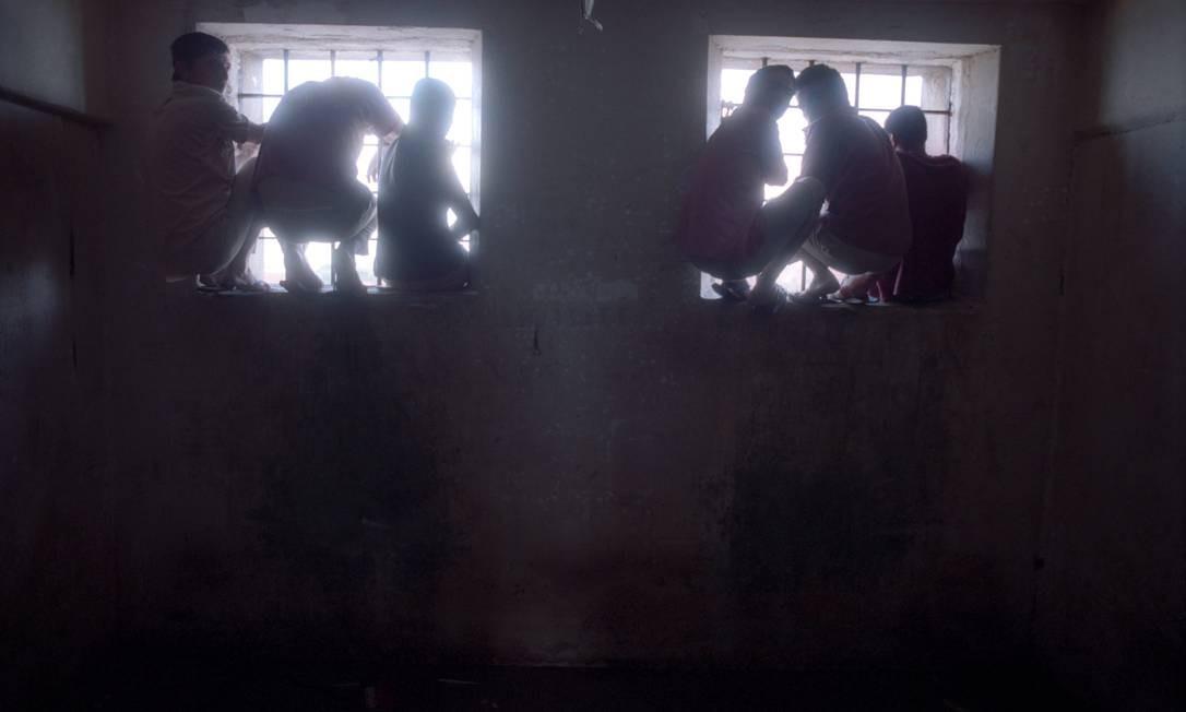 A entrada dos policiais militares foi autorizada pelo então secretário de Segurança Pública, Pedro Franco de Campos, e pelo ex- governador paulista. Foto: Arquivo O Globo