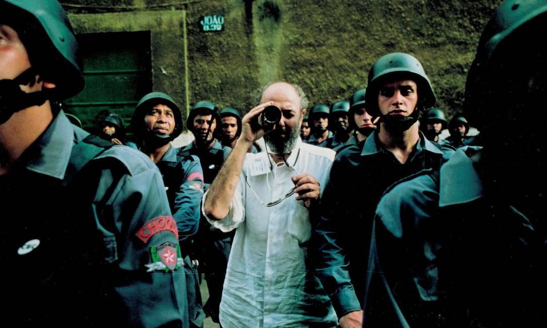 Em 2003, o cineasta Hector Babenco lançou o filme Carandiru, uma superprodução baseada no livro de Drauzio Varella que mostra a vida no presídio e os últimos dias até o massacre Foto: Divulgação
