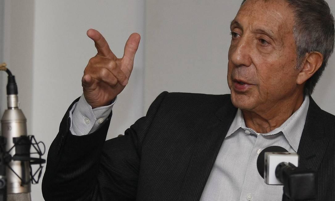 O empresário Abilio Diniz Foto: Luiz Carlos Murauskas / Luiz Carlos Murauskas/Folha Imagem/8-6-2009