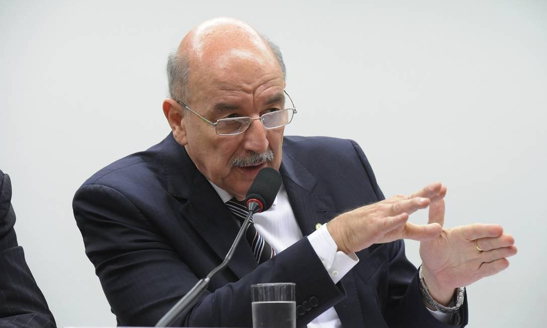 Deputado Osmar Terra (PMDB-RS) Foto: Agência Câmara
