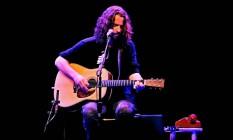 O cantor Chris Cornell Foto: Jen Cash / Divulgação