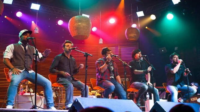 Banda Twister volta aos palcos após 11 anos separados; primeiro show no Rio será no Chá da Alice, em 4 de maio Foto: Divulgação